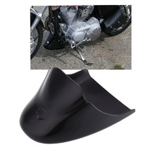 Motorcycle Lower Fairing Front belly Pan Spoiler For Harley Davidson Sportster 883 XL 1200 2004-2014 Gloss Black