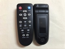 For WD WDTV TV Mini Media Player WDBAAN0000NBK USB 2.0 AVI 1080P Remote Control(China)