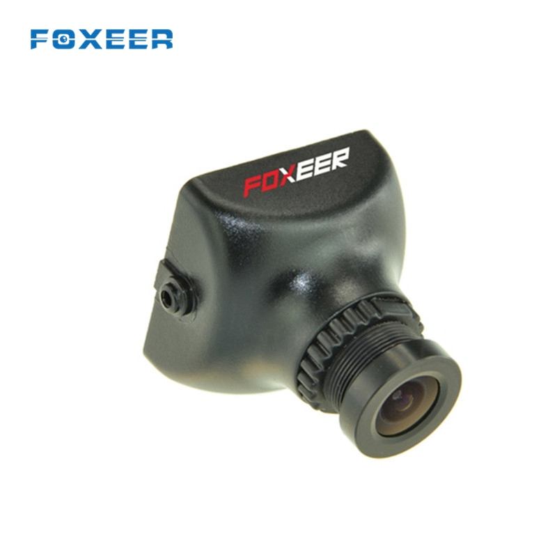 Original Foxeer XAT600M HS1177 600TVL CCD 2.8MM IR Mini FPV Camera IR Blocked 5-22v With Bracket For FPV Quadcopter RC Drones<br>