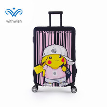 "Wholesale Price Thicken High Elastic Travel Suitcase Protective Covers S/M/L/XL  Luggages Cover Apply To 18""~32"" Trolley Cases"