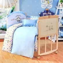 Environmental pine wood newborn baby bed Playpen Wooden Bed Rocking Cradle Baby Crib Comfort Swing(China)