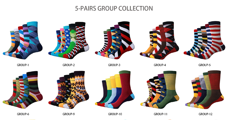 Group-5 pairs