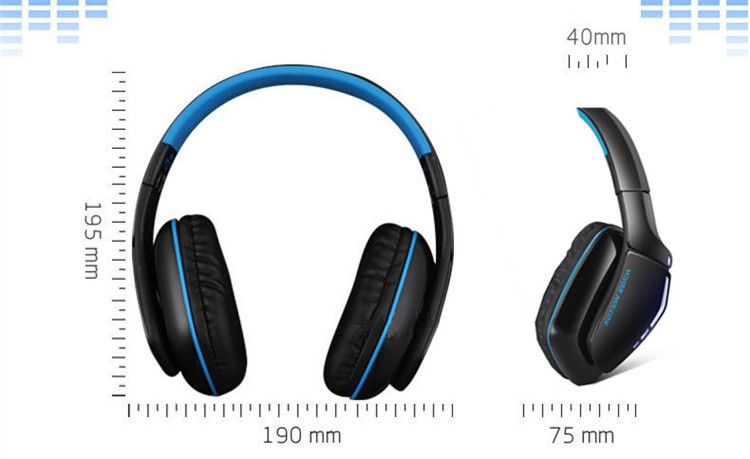 Computer Stereo Gaming Headphones Kotion EACH B3506 Best casque Deep Bass Game Earphone Headset with Mic LED Light for PC Gamer