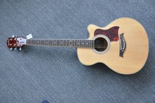 In stock Chinese acoustic guitar 41' custom acoustic guitar solid top spruce and rosewood back side Low prices