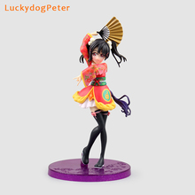 Love Live! School Idol Project Nico Yazawa Action Figure I Kimono Ver. Nico Yazawa Doll PVC ACGN figure Toy Brinquedos Anime
