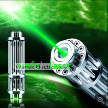 1000mw Green laser pointer high power green laser pen single point ray long range laser flashlight(China)