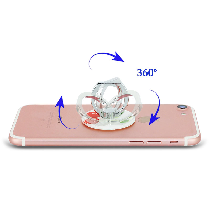 KOC2971_4_Fruit Series Universal Metal Finger Ring Stent 360 Degree Rotation Buckle Stent Mobile Phone Holder Stand for iPhone Samsung HUAWEI Xiaomi ZTE BQ Highscreen