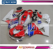 HRC Design Motorcycle Fairing Kit for HONDA 2013 CBR600RR Fairings Body Cowling 2014(China)