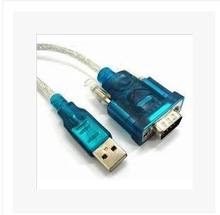 USB turn USB serial port line 9 needle turn 232 serial line USB to RS232 cable