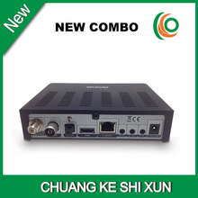 2015 newest amiko mini combo HD PVR Receiver support CCCam Newcamd cardsharing