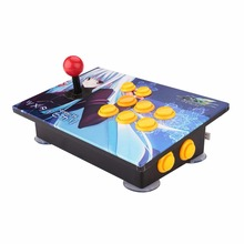 Computer game controller PC joystick USB gamepad plug & play for Windows XP WIN7 WIN8 WIN10 with 4 panels for choice