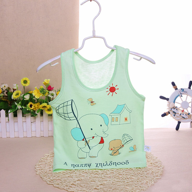 Student T-shirt Fashion Casual Short Sleeve Cute Cotton Material