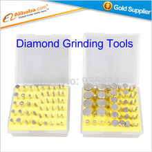 Hot selling diamond grinding tools emerald jade carving tools rod mill