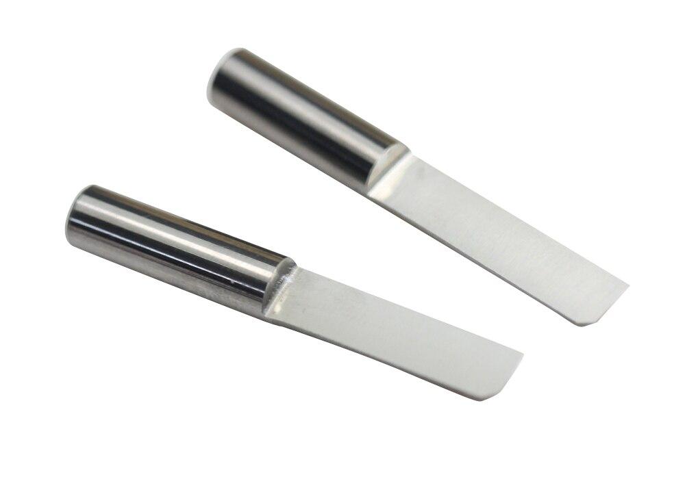 5 Pcs 6mm SHD 17mm CEL Flat Top Single Flute Tugsten Steel CNC Router Engraving Bits Milling Cutter<br>