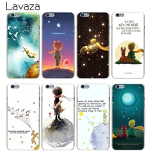 Lavaza The Little Prince Hard Transparent Cover Case for iPhone X 10 8 7 6 6S Plus 5 5S SE 5C 4 4S(China)