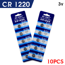 +Lowest Price++ Fast Selling + 10X CR1220 ECR1220 DL1220 LM1220 KCR1220 3V CELL BATTERY WATCH BUTTON COIN BATTERIES HIGH QUALITY