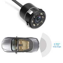 WD-601H 170 Degree Wide Angle Car Rear View Reverse Backup Camera Night Vision IP68 Waterproof Parking Sensor Camera