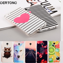 Cover Case Meizu U10 U20 M5 Note M3 S M2 E Pro 6 M3S Max M5S MX5 MX6 M3E M2E Phone Bag Cases Cat Pattern Skin Soft TPU - Gabby Store store