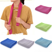 90*30cm Cooling Sports Towel Microfiber Fabric Quick-Dry Ice Towels Running Fitness Yoga Climbing Exercise Outdoor Towels