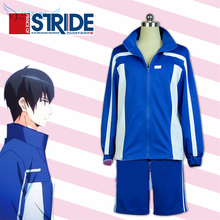 Prince Of Stride Ichijyokan Sports Uniform Sportswear Jacket Cosplay Costume , Perfect Custom For You !(China)