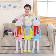 1pcs 90cm 3 Kinds of Rabbit Plush Toys Doll Kids Gifts Bunny Stuffed Animal Rabbit Toy Birthday Gifts