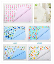 baby nappy changing pad infants breathable soft flannel child Waterproof Cover bamboo fiber Cotton