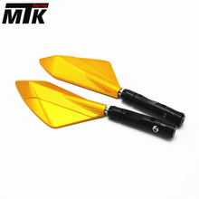 Buy Rearview Mirrors KTM Duke 390 125 690 200 250 990 1290 Adventure R SMC CNC Aluminum Mirror Motorcycle Scooter Accessories for $32.66 in AliExpress store