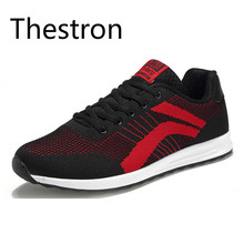 Men's Sport Running Shoes Men Sneaker Sport Chaussures Hommes Breathable Mesh Outdoor Athletic Shoe Light Male Shoe Brand Shoes(China)