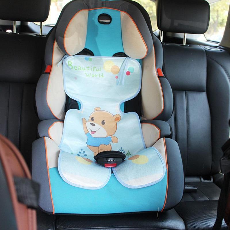 black white bird baby pram//buggy//stroller//car seat harness strap cover pads