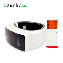 Beurha Beauty World.Wireless Remote Control Neck massager.health care.Cervical therapy instrument.beauty & health