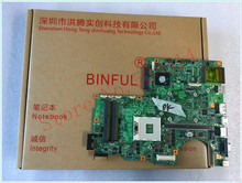 Original FOR MSI FOR GE600 Laptop Motherboard DDR3 VER 1.3 MS-1675 MS-16751 100% work perfectly(China)