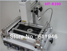 Hot Sell, White HT-R390 infrared Hot Air rework Station ,HT 390 BGA Soldering repair Machine 220v(China)
