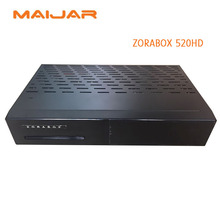 ZORABOX 520HD Linux OS DVB-S2 digital satellite receiver DM520HD OEM  H.265 streaming  full HD decoder support openatv  iptv