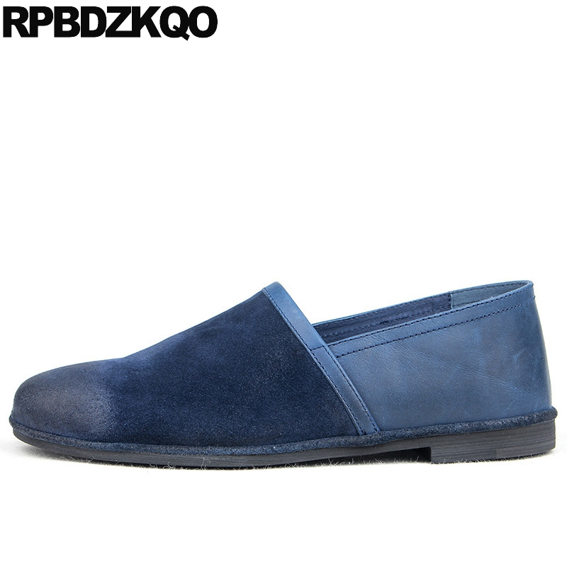 2017 Flats Driving Casual Blue China Comfort Slip Men Shoes Fashion Spring Popular Stylish Hot Sale Autumn