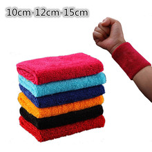 Sport Basketball Wristband Bracer Wrap Bandage Gym Running Sports Safety Wrist Support Badminton Wrist Band Fitness Wrister