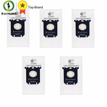 Dust Bag s-bag for Philips Electrolux Vacuum Cleaner FC8202 8204 8208 HR8345 FC9087 Replacement Dustbag Vacuum Cleaner Part 5pcs