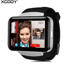 XGODY DM98 GPS 3G Smart Watch Android With SIM Card Pedometer Sports Tracker Smartwatch Phone 900mAh Wifi BT4.0 Wristwatch Men(China)