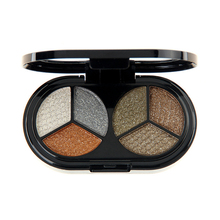Naked Matte Star 6 Color Eyeshadow Palette High Pigment Glamorous Eyes shadow Makeup Smokey Glitter Shimmer Eye Shadow Palette