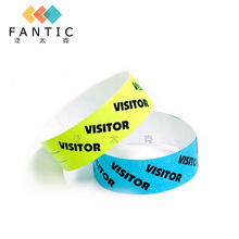 Wristbands for event,paper wristband as tickets,cheap event wrist band,customized wristband as tickets