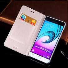 Luxury Leather Case For galaxy j320 j320F J320 J320H case Phone Coque fundas Wallet flip cover For Samsung galaxy j3 2016