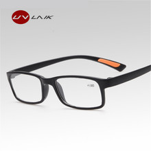 TR90 ultra-light Reading Glasses For Men Women Reading Fashion Resin Material Eyewear for the elder HD Super Toughness anti-drop