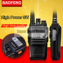Original Baofeng A-308 Professional Walkie Talkie 5W High Power Portable Two Way Radio UHF 400-520MHz Pofung Walkie Talkie PTT