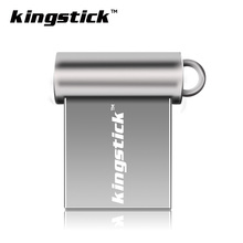 USB 2.0 32gb U disk Kingstick mini metal usb flash drive 8gb 16gb 64gb memory stick usb pendrive flash stick pen drive