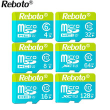 Reboto New Micro SD Card 1GB 4GB 8GB 16GB  Class 10 Memory Card Full Capacity Guaranteed cartao de memoria MicroSD