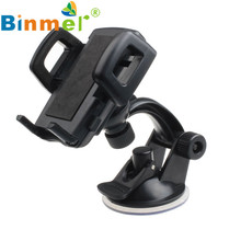 2017 Universal Car Windscreen Suction Cup Stand Holder For iphone6 Plus GPS support de telephone portable SP27(China)