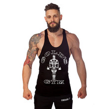 Golds Gyms Clothing Tank Top Men Brand Mens Bodybuilding Clothes Fitness Apparel Body Engineers Street Workout Vest Tops Man