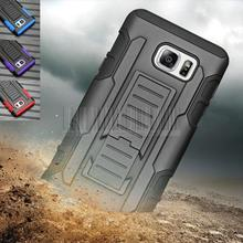 Buy Black Protective Holster Armor Impact Hybrid Shockproof Stand Hard Case Samsung Galaxy Note 5 N9200 Cover Belt Clip for $3.60 in AliExpress store