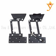 Multi-function furniture fitting lift up mechanism for coffee table(China)