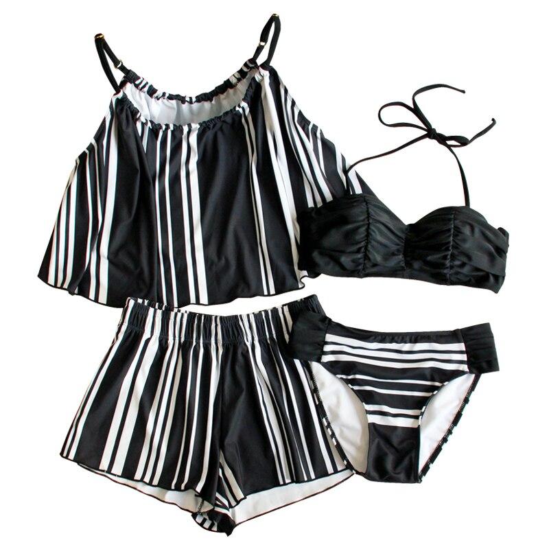 Hot Womens Swimsuit Swimwear Lady Sexy Padded Bra Beachwear Bandage Push-up Bikini Set Brazilian Biquinis Maillot De Bain<br>