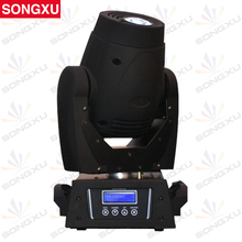 SONGXU Professional 120W LED Moving Head Spot Light for Stage Theater Disco Nightclub Party/SX-MH120